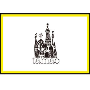 猫刺繍tamao